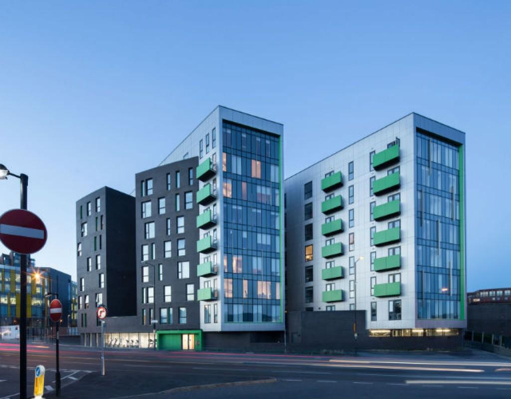 Eastbank, Manchester, Apartment